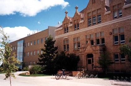 UWyo Geology buildings