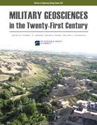 Military Geosciences in the Twenty-First Century