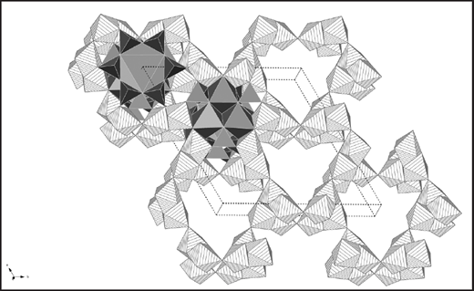 Tourmaline Crystal Structure