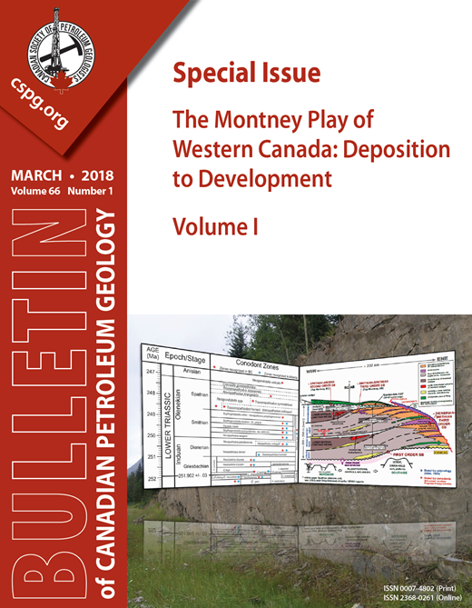 Bulletin of canadian petroleum geology geoscienceworld fandeluxe Images