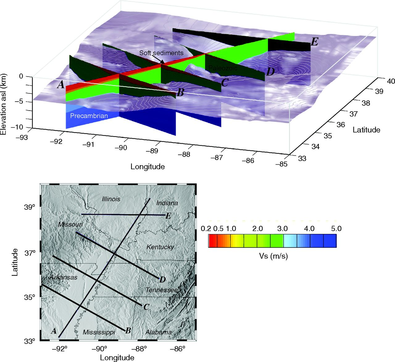 Ground‐Motion Simulations of 1811–1812 New Madrid Earthquakes ...