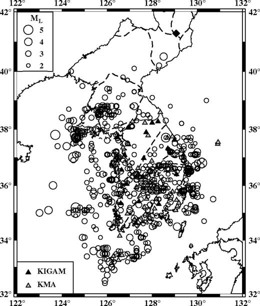 Lateral Variation In The Source Parameters Of Earthquakes In The