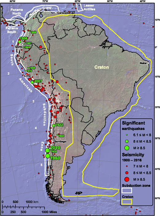 seismic hazard risk and design for south americaseismic hazard risk and design for south america bulletin of the seismological society of america