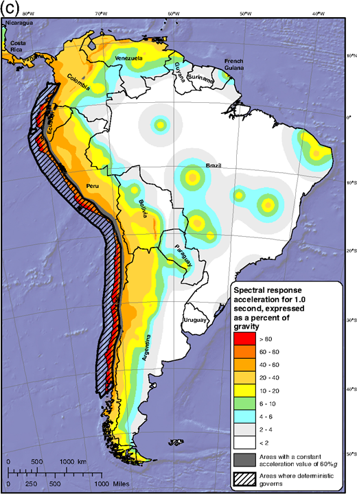 Seismic Hazard, Risk, and Design for South AmericaSeismic Hazard ...