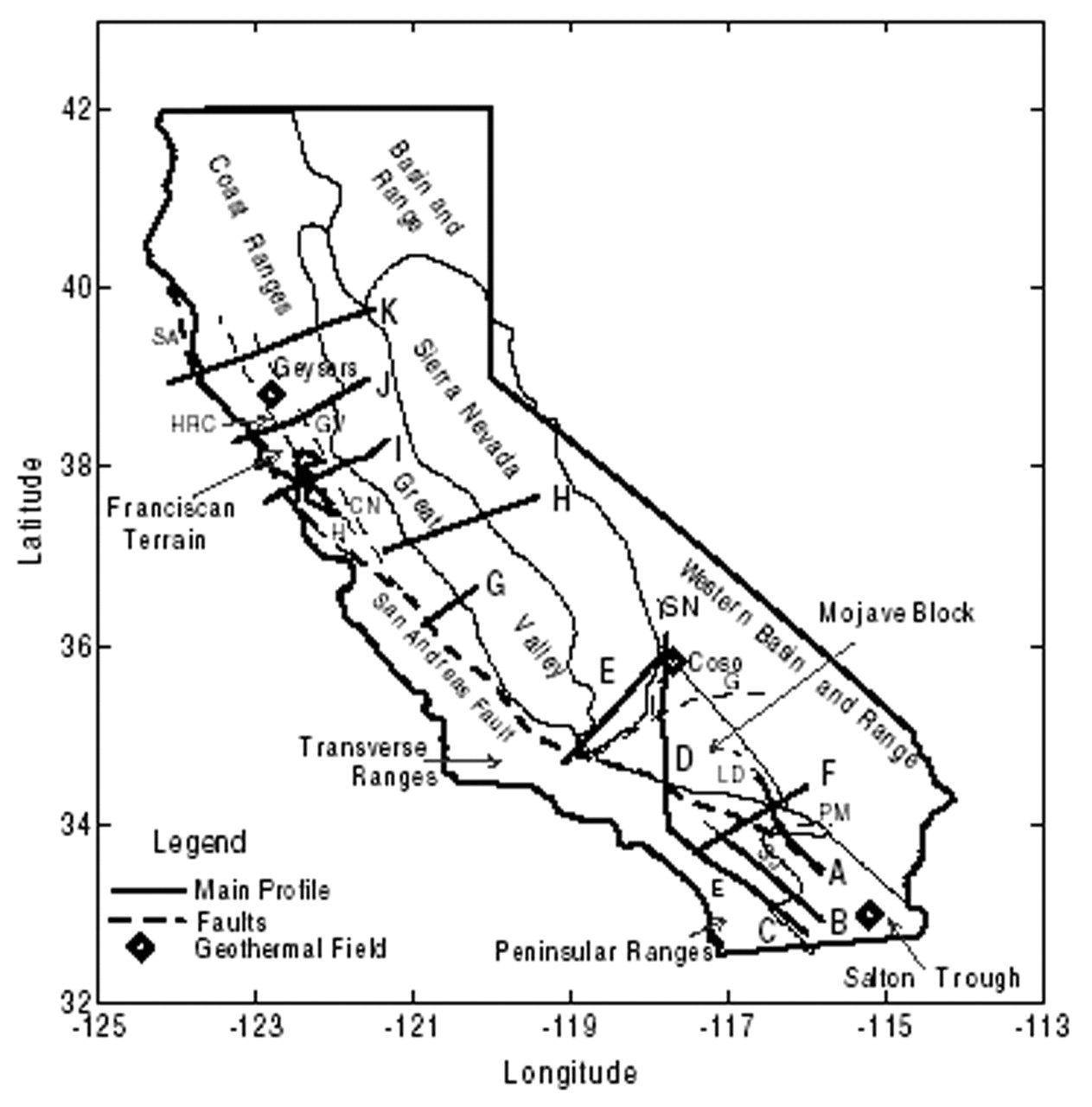 Thermal constraints on earthquake depths in california bulletin of view largedownload slide publicscrutiny Images