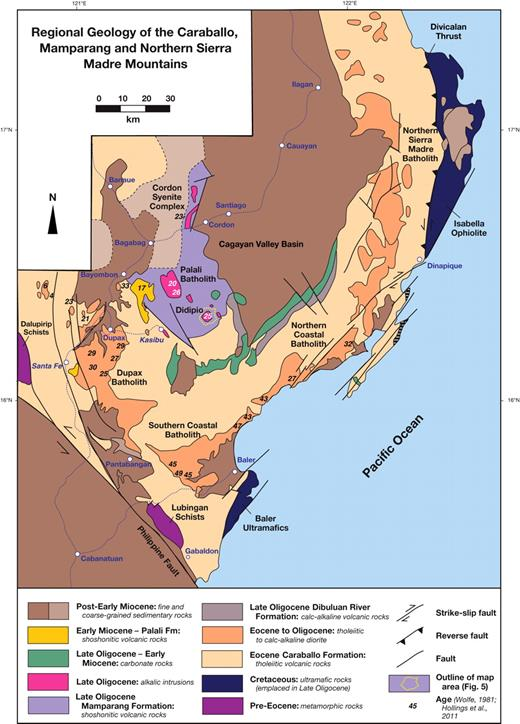 Geology of the didipio region and genesis of the dinkidi alkalic regional geology of northeastern luzon map compiled from metal mining agency of japan japan fandeluxe Images