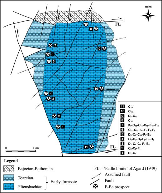 Petroleum Migration, Fluid Mixing, and Halokinesis as the Main Ore ...