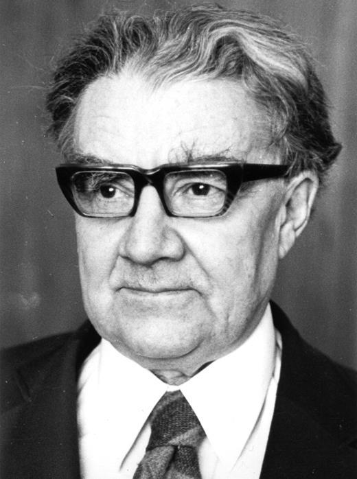 Vladimir S. Sobolev in 1976
