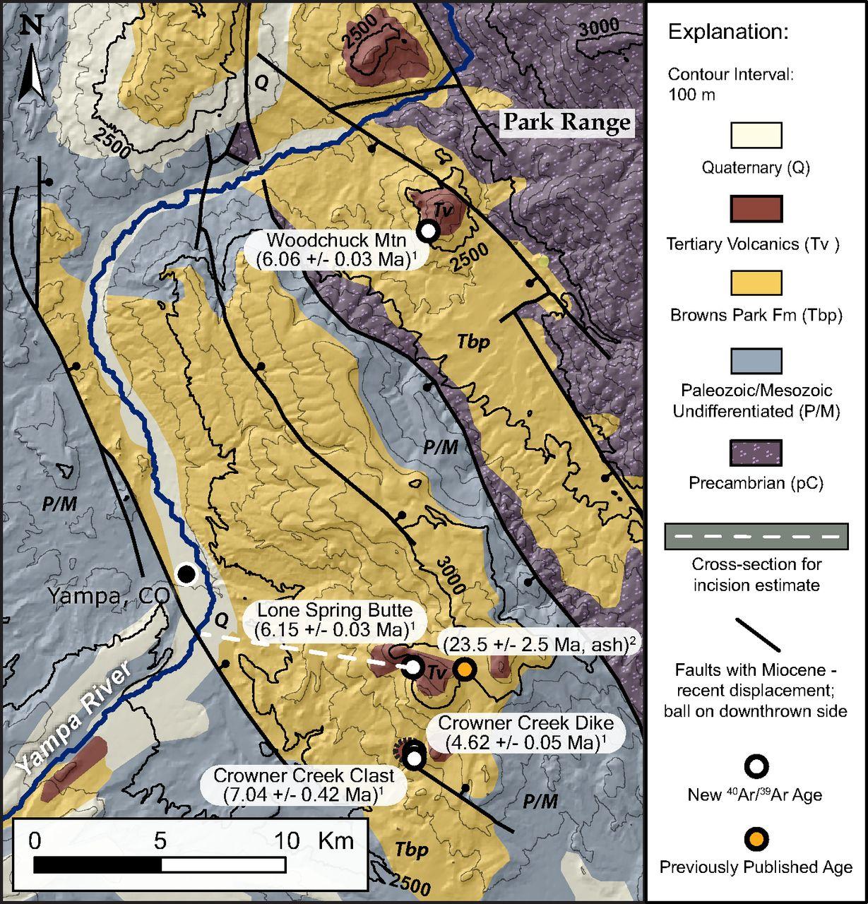 view largedownload slide simplified geologic map