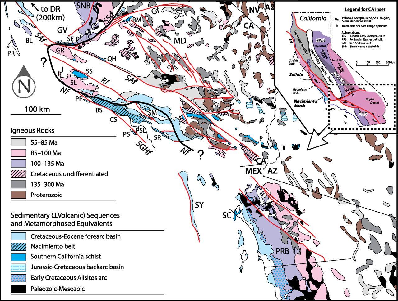 Assembling the world\'s type shallow subduction complex: Detrital ...