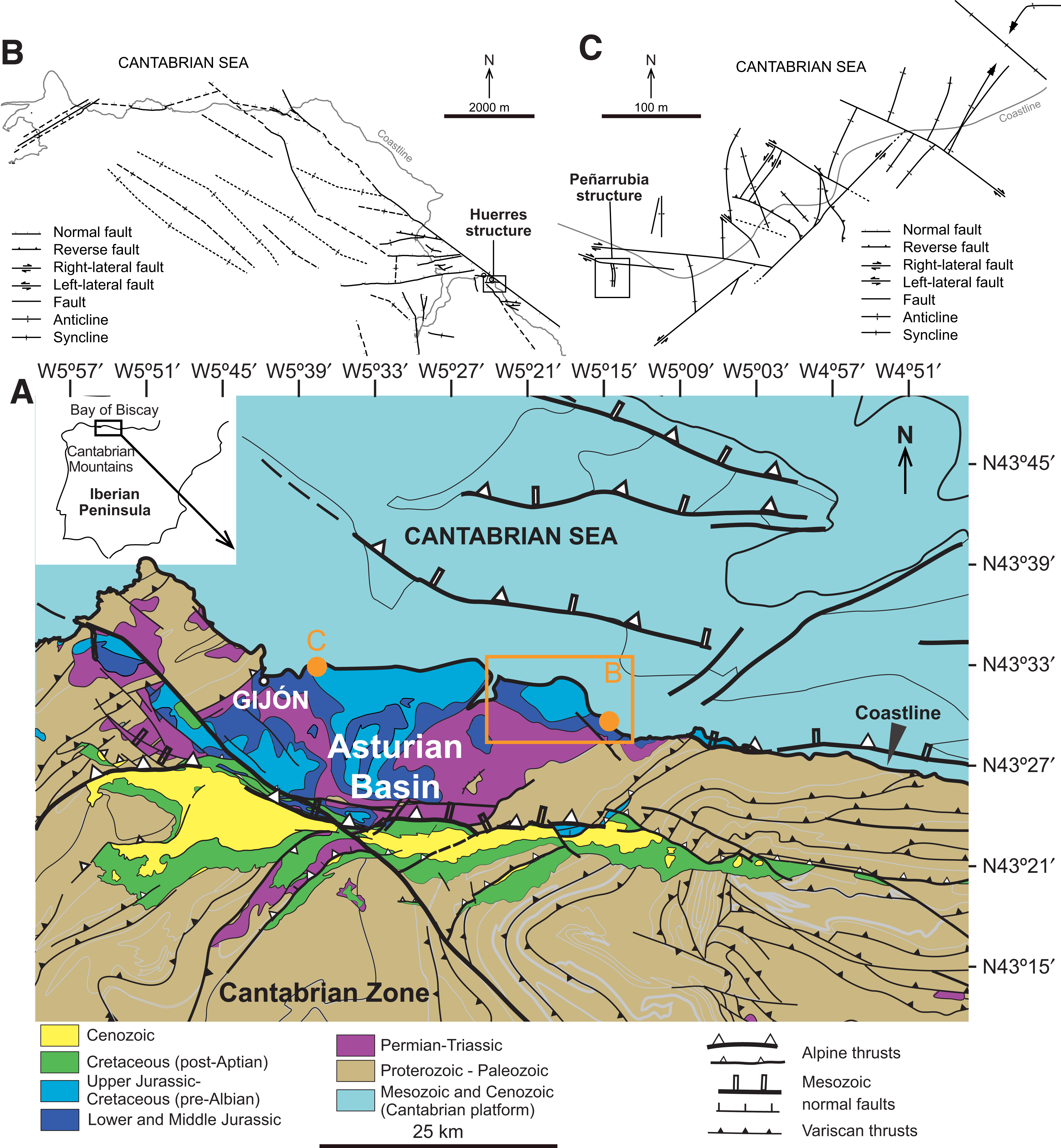 Effects of inherited structures on inversion tectonics: Examples ...