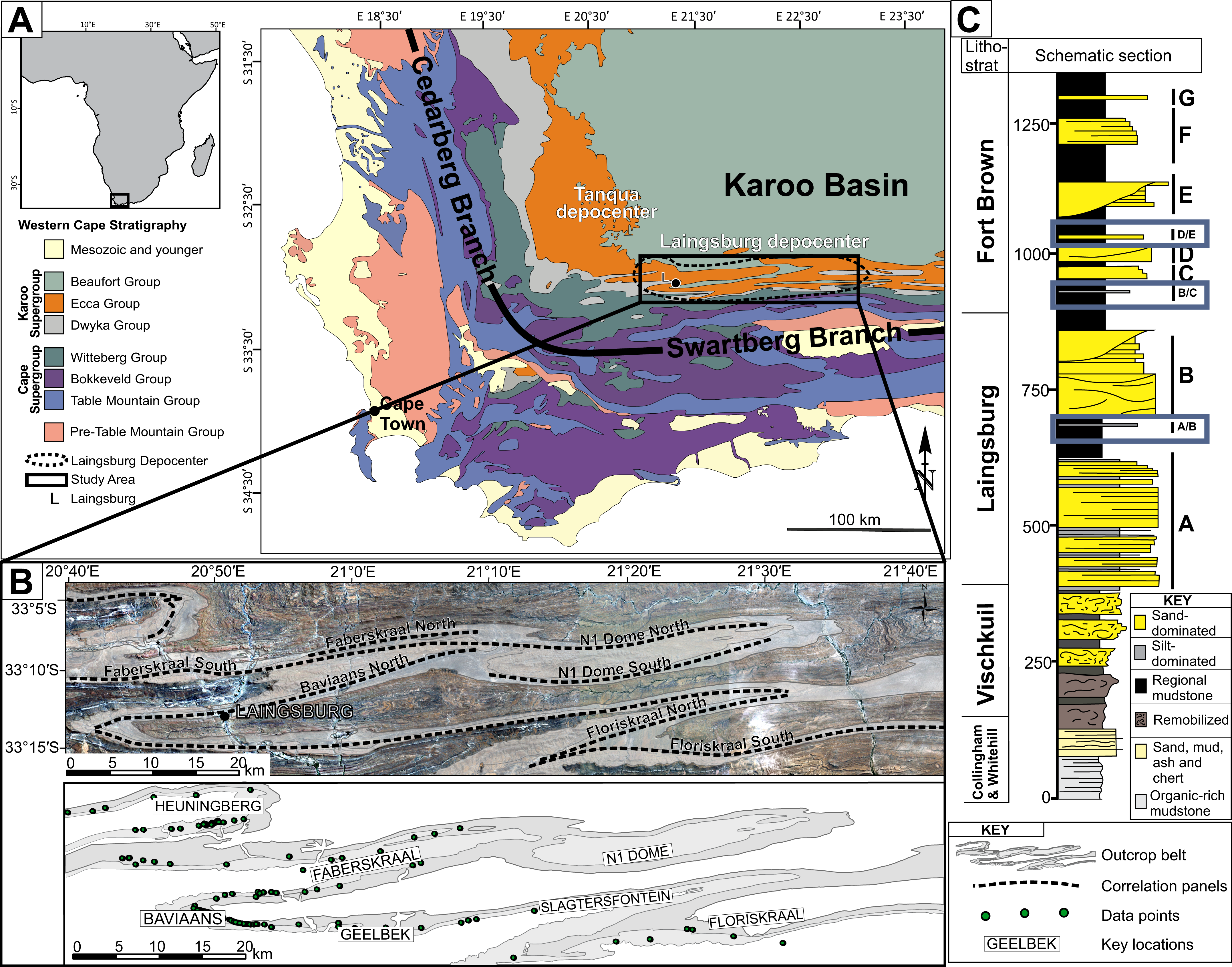 Disconnected submarine lobes as a record of stepped slope evolution ...