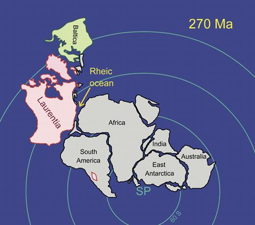 New directions in wilson cycle concepts supercontinent and tectonic the closing of the iapetus ocean culminates with the collision of laurentia and fandeluxe