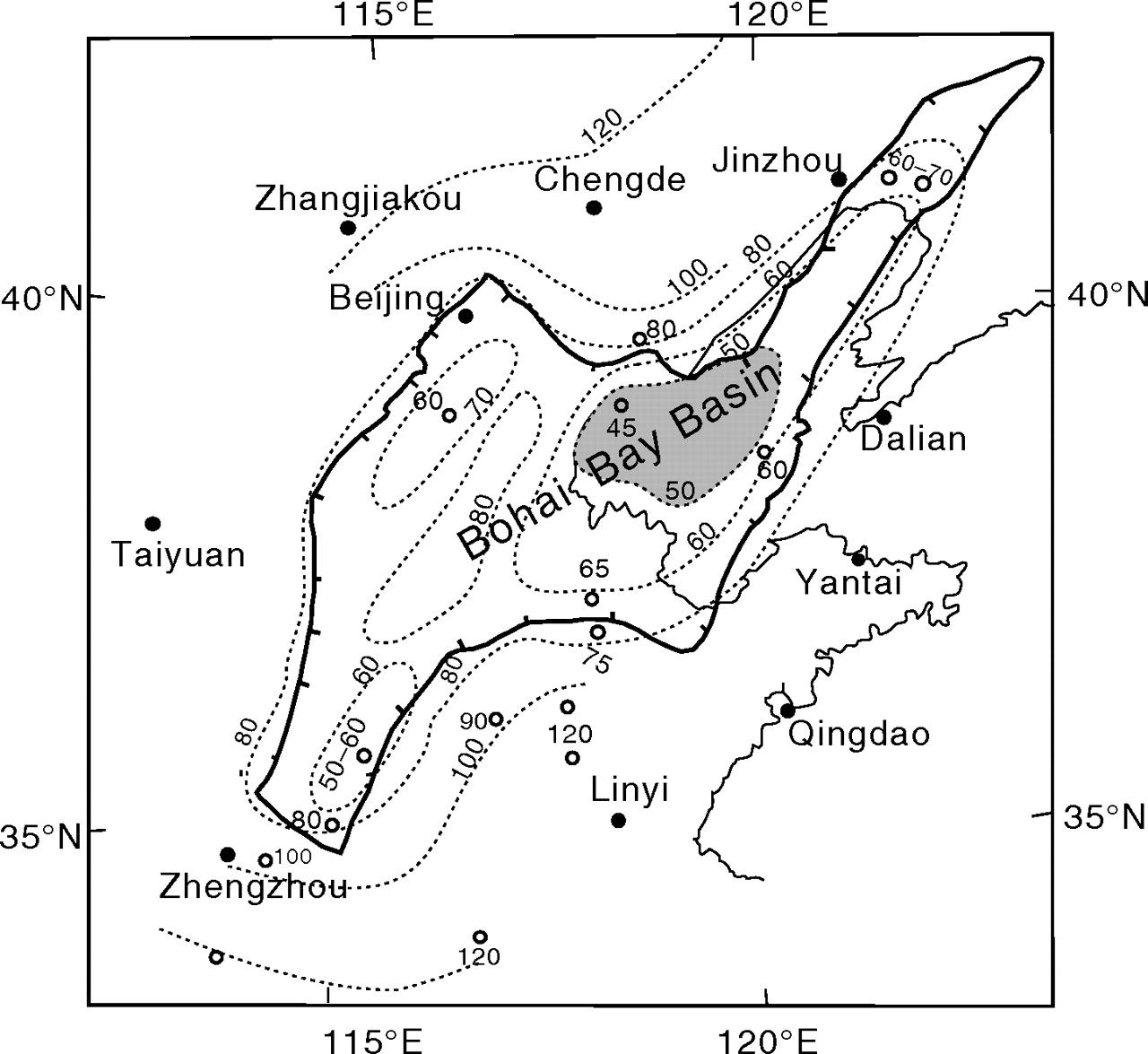 Tertiary Evolution Of The Prolific Nanpu Sag Bohai Bay Basin 2000 Suzuki Grand Vitara Engine Diagram View Largedownload Slide