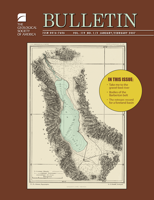 Late quaternary slip rates along the sierra nevada frontal fault issue cover abstract introduction geologic setting fandeluxe Gallery