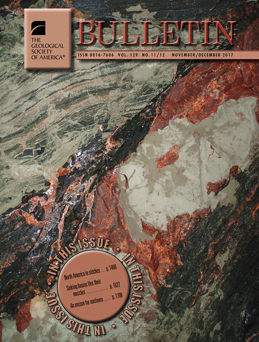 Mantle and geological evidence for a late jurassiccretaceous suture issue cover fandeluxe Gallery