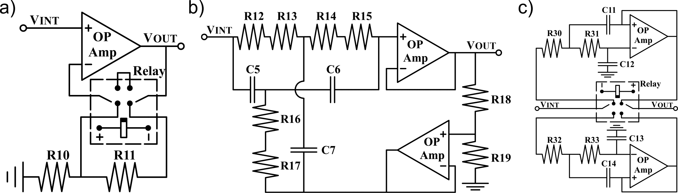 Design Of Analog Front End Circuit For Audio Frequency Active Operational Amplifier Notch Filter The Is Quite Diagram Twin T View Largedownload Slide