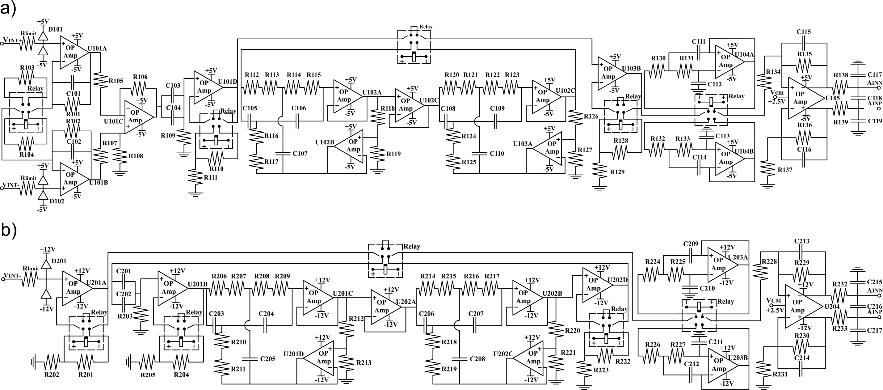 Design Of Analog Front End Circuit For Audio Frequency Lifier Diagram Furthermore 12v Dc Ac Converter View Largedownload Slide