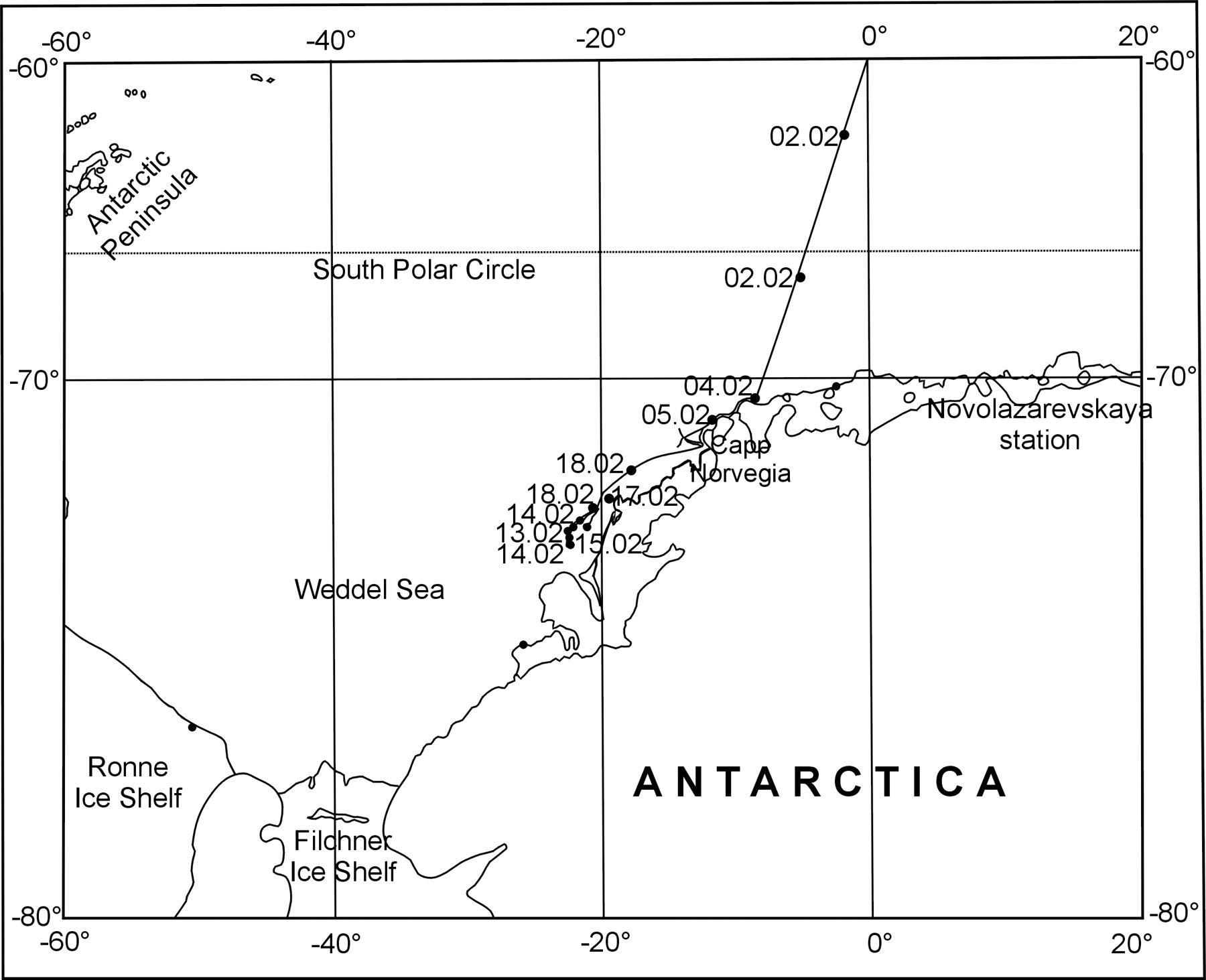 General aspects of the distribution of antarctic foraminifera view largedownload slide fandeluxe Images