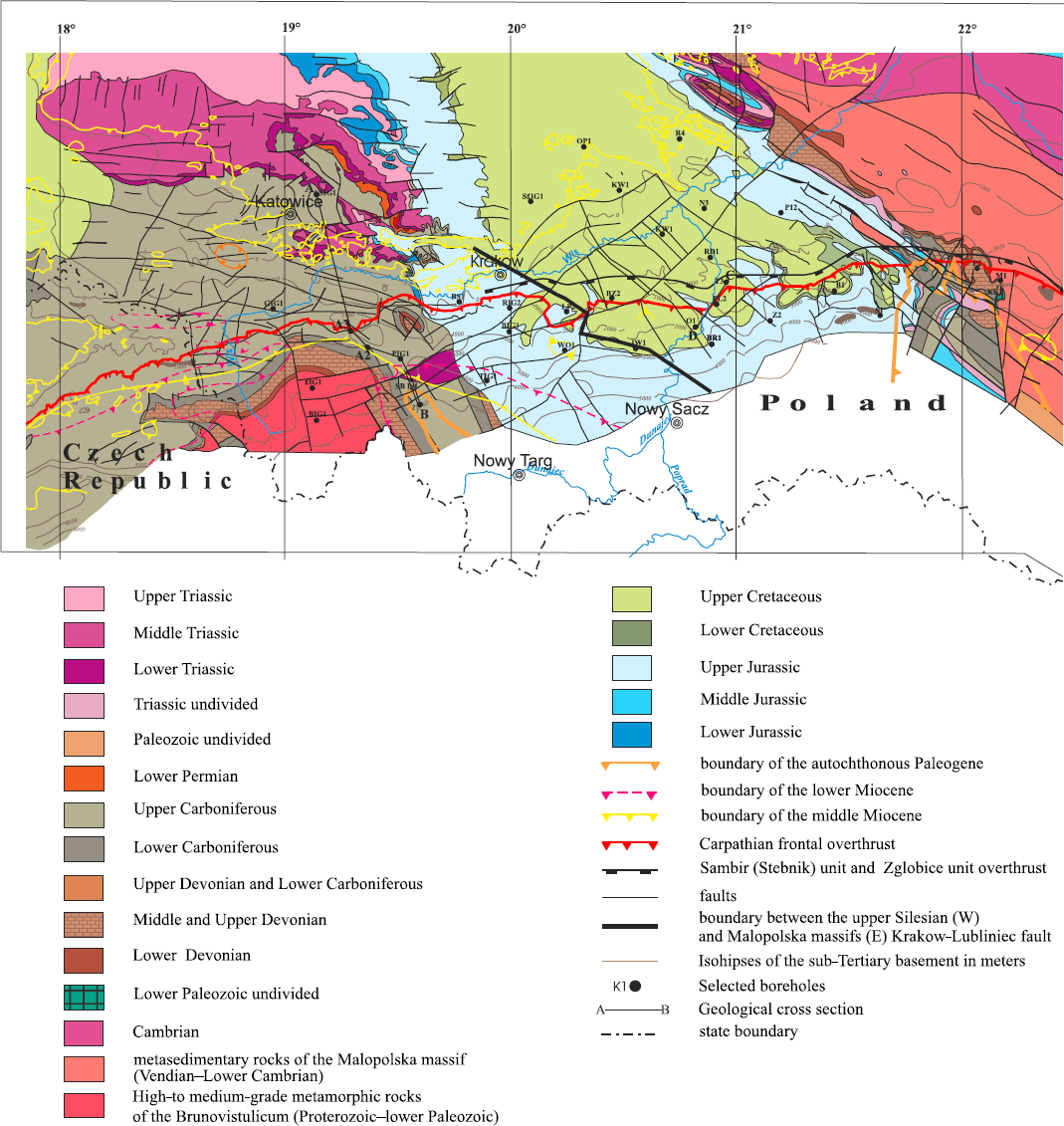 Carpathian Foredeep Basin Poland And Ukraineits Sedimentary 1982 Supra Electrical Wiring Diagrams Pdf View Largedownload Slide