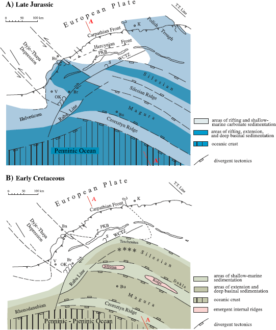 Geology and Hydrocarbon Resources of the Outer Western Carpathians ...