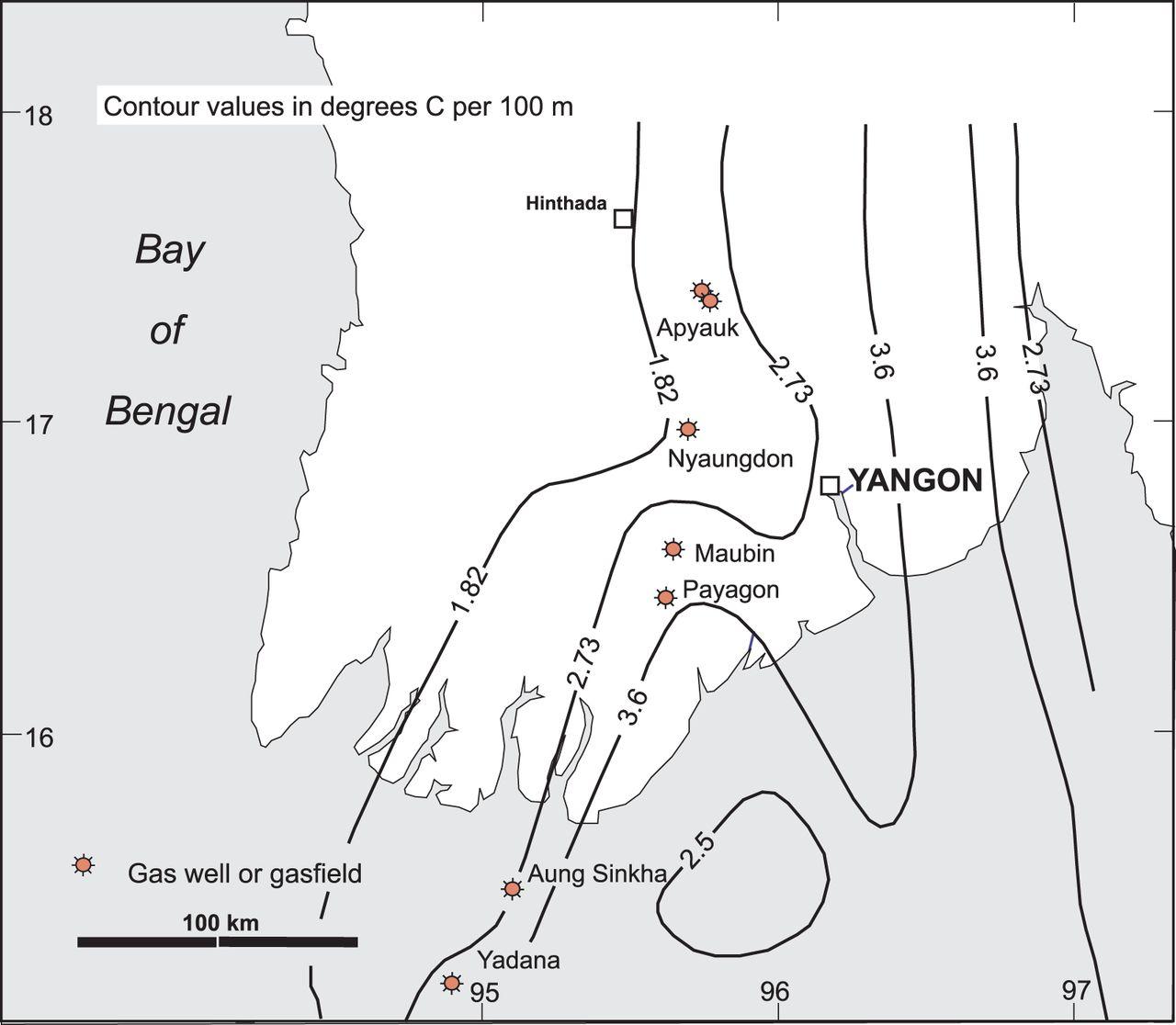 Onshore petroleum geology of myanmarcentral burma depression view largedownload slide fandeluxe Choice Image