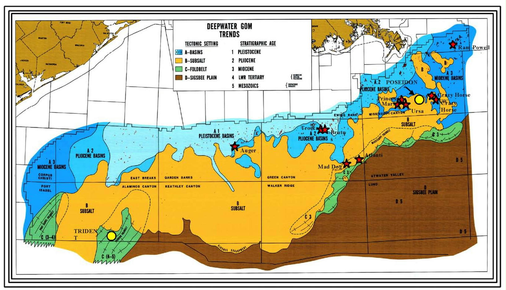 Global and Gulf of Mexico Deep Water Basin Evaluation | Petroleum