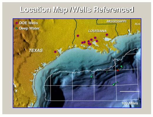 Global and Gulf of Mexico Deep Water Basin Evaluation | Petroleum ...