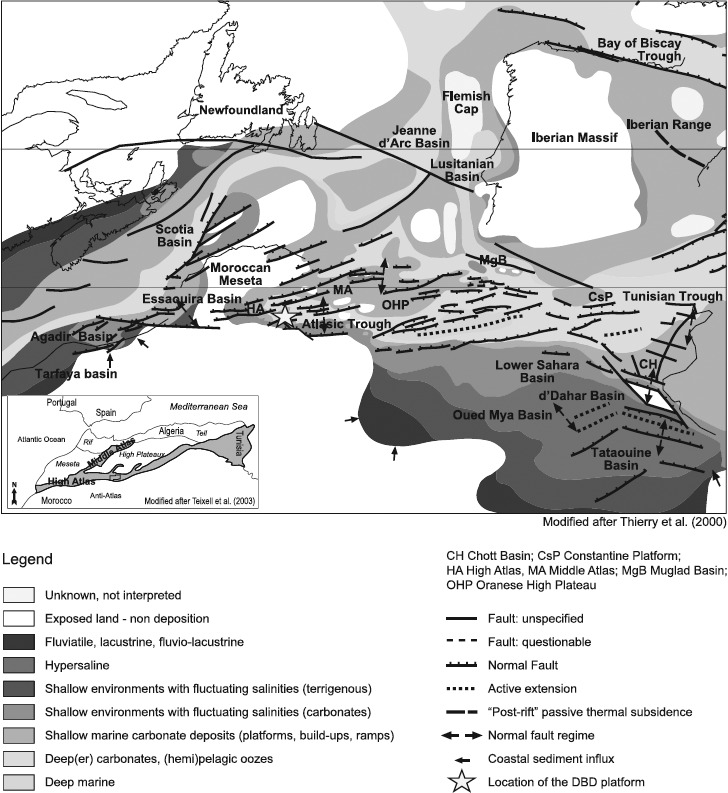 Studies—Architecture and Controls of Carbonate Margins   Deposits