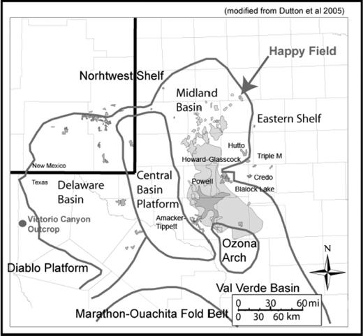 Studies—Carbonate Distal Slope and Basin Floor Development