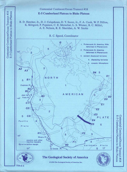 E-5 Cumberland Plateau to Blake Plateau | GeoScienceWorld Books ...